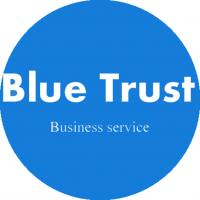 China What is Trade Mark / Trademark Issued by Blue Trust Business Service on sale