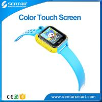 Buy cheap Factory hot sale kids GPS tracker smart watch V83 with GSM SOS calling function from wholesalers
