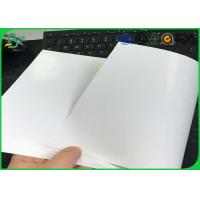 Buy cheap 80 - 400 Gram One Side Coated Glossy C1S Art Board Paper For Cigarette Box from wholesalers