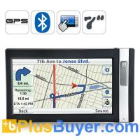 "China Navigo - 7"" Touch Screen GPS Navigator (SiRF Star III Receiver Module) on sale"