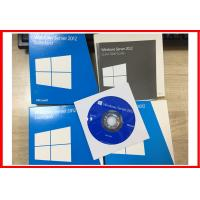 Buy cheap Standard Windows Server 2012 Retail Box 5cals Genuine Key License 64bit DVD from wholesalers