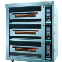 Buy cheap 3Decks 9 Trays Electric Deck Oven from wholesalers