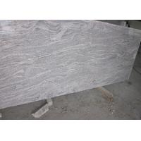 Multicolor Juparana Gold Granite Stone Slabs Granite Wall Panels Flamed Finished