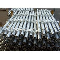 Buy cheap Hot Dip Galvanized Kwikstage Scaffolding System Quick Fix Scaffolding product