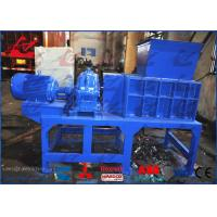 Buy cheap High Strength Scrap Metal Shredder Machine 22kW Motor WANSHIDA from wholesalers