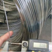 Buy cheap 2mm diameter high carbon steel wire high tensile strength wire spring steel price 72A cold drawn steel wire for spring from wholesalers