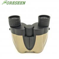 Buy cheap HD Optical Green Film Compact Waterproof Binoculars , Tourism 10X25 Lightweight from wholesalers
