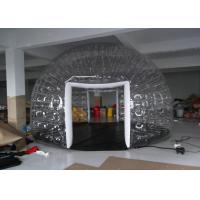 Buy cheap Backyard Camping Inflatable Bubble Tent , Clear Inflatable Lawn Tent for Adults and Kids from wholesalers