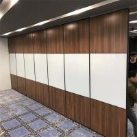 Buy cheap Free Standing Plywood Double Top Plate Movable Partition Walls Under Suspended Ceiling from wholesalers