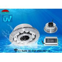 Buy cheap RGB WIFI Control Submersible LED Fountain Lights , Underwater LED Lights For Small Fountains from wholesalers
