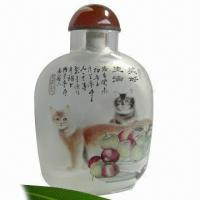 Buy cheap Interior Painted Snuff Bottle from wholesalers
