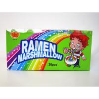 Buy cheap Delicious Hand-Pulled Noddles Marshmallow Candy Taste Soft And Sweet Colorful from wholesalers