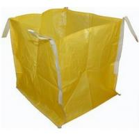 Buy cheap Open Top Big FIBC Bulk Bag For Packing Bulk Goods , 500KG- 3000KG SWL from wholesalers
