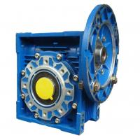 Buy cheap OEM Die Cast AL NMRV 63 Worm Gearboxes/Speed Reducer For Industry from wholesalers