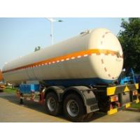 Buy cheap three-axles LPG semi trailer truck from wholesalers