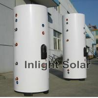 Buy cheap Freestanding Solar Water Heater Tank 150L For Solar Flat Plate Collector from wholesalers