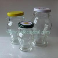 Buy cheap Glass Jar With Tin Cover from wholesalers