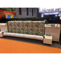 Buy cheap Digital Polyeter / Cotton / Linen Fabric Plotter With Kyocera Print Heads from wholesalers