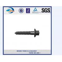 Buy cheap Self Trapping Track Screw Spikes For Railway And Mining Sleeper from wholesalers