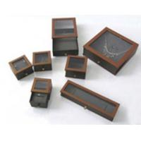 Buy cheap Red Paper Jewelry Boxes Set, Paper Gift/Presentation Boxes product