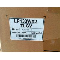 Buy cheap LG 13.3inch lcd panel,LP133WX2-TLGV  , HD display,laptop, Security LCD monitor,Touch advertising,Medical from wholesalers