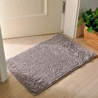 Buy cheap Chenille Bath Rug Plush Carpet Mat In Bedroom Machine Washable Rug Baths Toilet Lid Cover Mat from wholesalers