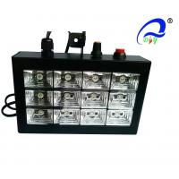 Buy cheap High Power LED Strobe Light 12pcs*1W RGB LED 18PCS Optional  Strobe Disco Light from wholesalers