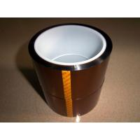 Buy cheap Heat resistant polyimide adhesive tape for electrical transformer from wholesalers
