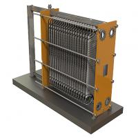 Buy cheap Export HRSB various series metal SS316 removable Gasket Plate type heat exchanger for heat transfer system hot wholesale from wholesalers
