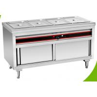 Buy cheap Electric Chafing Dish Food Warmer , Kitchen Chafing Dish Stainless Steel from wholesalers