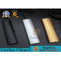 Buy cheap Promotion Germicidal Light Casino Chips UV Lamp Detector With Three Can / Standard Casino Counterfeit Money Detector from wholesalers