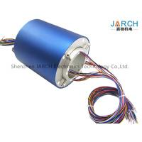 Buy cheap JARCH Slip Ring Through Bore Define Slip Ring 80mm 500RPM Speed for Routing Hydraulic or Pneumatic Lines from wholesalers