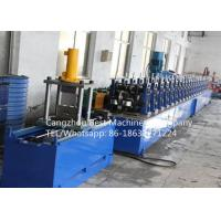 Buy cheap Solar Panel Roofing Sheet Roll Forming Machine 41*41 Mm Energy Efficient from wholesalers
