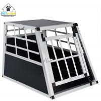 China Aluminium Transport Dog Cage on sale