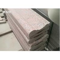 G561 Burned Granite Exterior Stone Wall Cladding High Compressive Strength