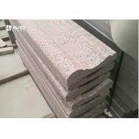 Buy cheap G561 Burned Granite Exterior Stone Wall Cladding High Compressive Strength product