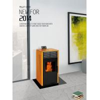 Buy cheap Cold-rolled Steel Wood Pellet Stoves/Burners/Fire place(CR-07) from wholesalers