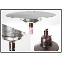 Buy cheap 13kW Firesense Deluxe Patio Heater , Commercial Grade Patio Umbrella Heater from wholesalers