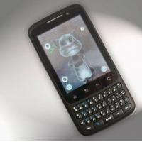 Buy cheap  F606 dual sim quad band unlocked phone with android2.3 wifi GPS Qwerty keyboard   from wholesalers
