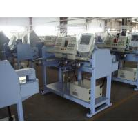 Buy cheap High Speed Double Heads Cap Embroidery Machine from wholesalers