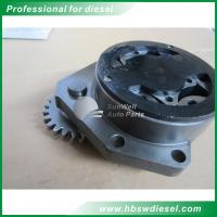 Buy cheap Cummins ISLe Engine Oil Pump Replacement 3991123 4941464 Cast Iron Material product