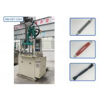 Buy cheap 4 Cavities Mold Vertical Injection Molding Machine For Luggage Handle Replacement Kit Parts from wholesalers
