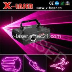 Buy cheap 600MW Pink Animation Laser Light,Dj Laser Light from wholesalers