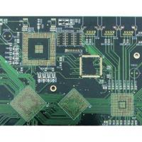 Buy cheap Professional High Frequency PCB Circuit Board with Rogers Material from wholesalers