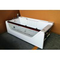 Buy cheap Computerized 70 Inche Mini Indoor Hot Tub Single Person Hot Tub With 12 Massage Air Jets from wholesalers