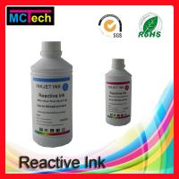 Buy cheap Magiccolor best products bulk reactive dye ink for inkjet printing with Epson/roland/mimaki/mutoh from wholesalers