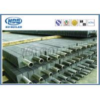 Customized Industrial Boiler Fin Tube , Economizer H Fin Tubes For Heat Exchanger