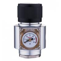 Buy cheap Aluminum PLG20  Mini gas regulator for home brew and soda equipment from wholesalers