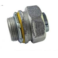 Buy cheap Standard Steel Ferrules / Malleable Iron Fittings Slim Diameter Compact Design from wholesalers