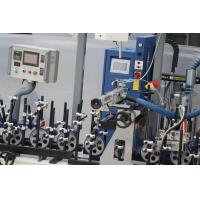 Buy cheap wrapping aluminum window profile pur glue machine for window casement from wholesalers